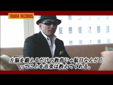 クレイジーケンバンド 横山剣&THE BLACK EYED PEAS [NO MUSIC,NO LIFE?メイキング]