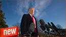 Donald Trump droht im Mexiko-Mauerstreit erneut mit nationalem Notstand