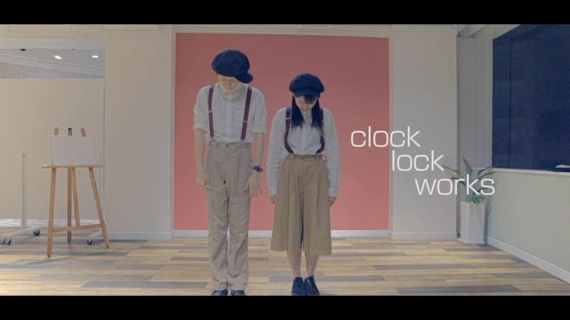 【こりん×教授】clock lock works 踊ってみた sm33710126