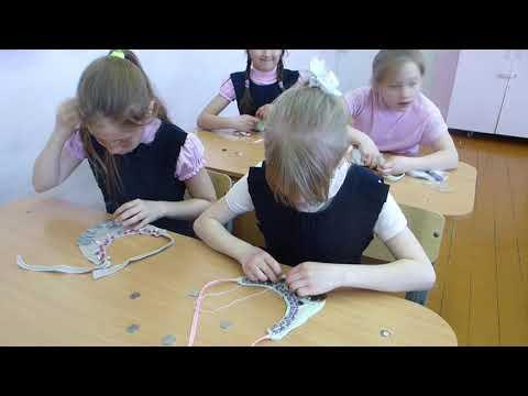 Девочки 3 класса МБОУ Большеучинской СОШ