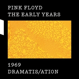 Pink Floyd альбом The Early Years 1969 DRAMATIS/ATION