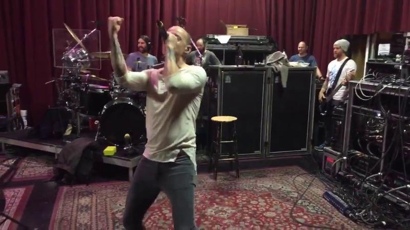 Linkin Park - Heavy - Live from Rehearsals 2017