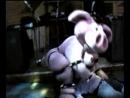 ХРЮША - СТРИПТИЗ ЕЛЕНА svin тел. 8(901)505-21-58, шуточный стриптиз, ростовая кукла, шоу ростовых кукол