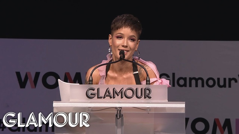 Halseys Poem About Being an Inconvenient Woman | Glamour WOTY 2018