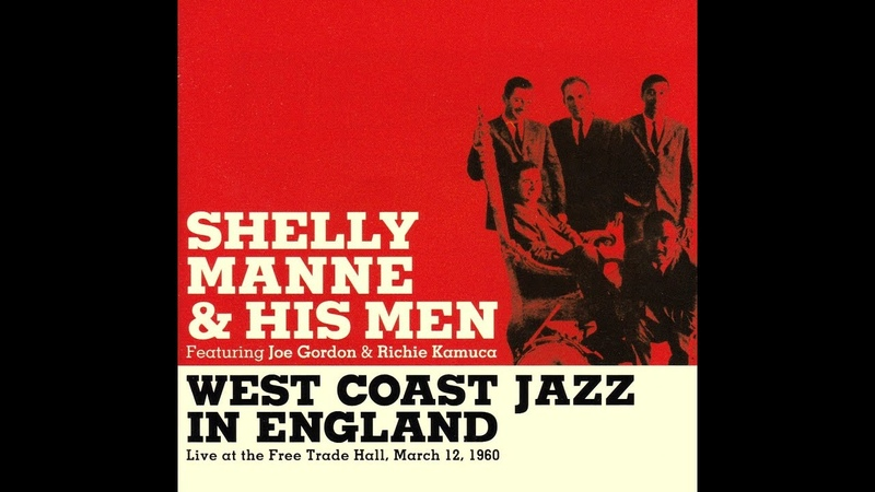 Shelly Manne His Men 1960 - Straight, No Chaser