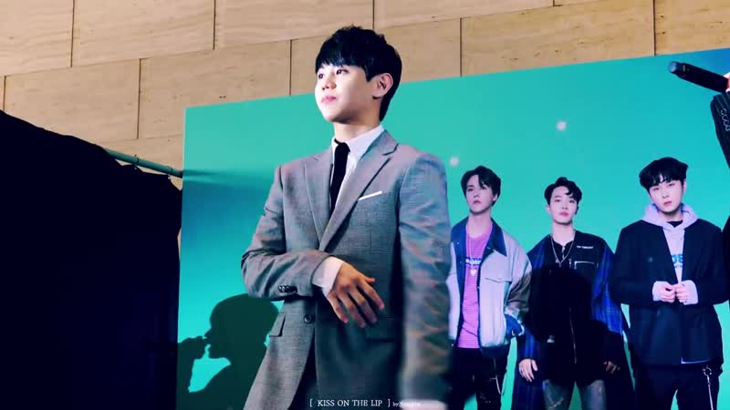 [PERF] 12.10.18 Shilla Duty Free 4th year Thank you with Highlight Fan meeting in SG - Plz Dont Be Sad (YoSeob ver.)