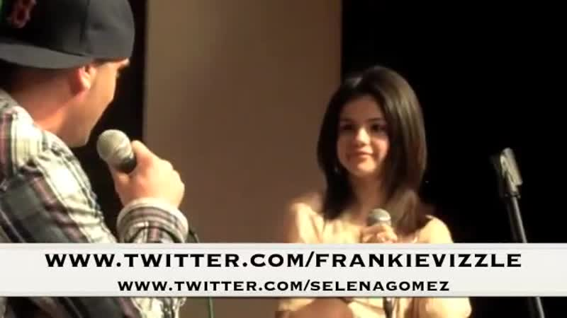 Selena Gomez admits shes got a crush on Justin Bieber! Watch this...