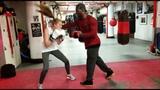 "Alexina Graham on Instagram: ""🦊 🥊 🤪 I take the first moments of my workout very seriously but then I just need to let the 'A͟͟L͟͟E͟͟X͟͟I͟͟N͟͟A͟͟' o..."