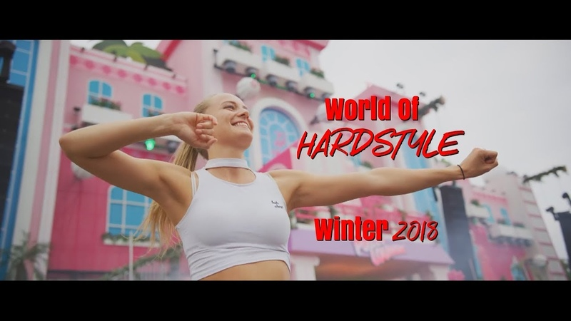 ♦ World Of Hardstyle Best Mix Winter 2018 ♦