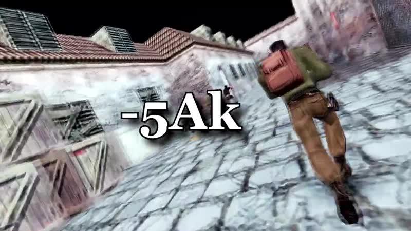 TEIKO_Aomine Highlight -5 With AK