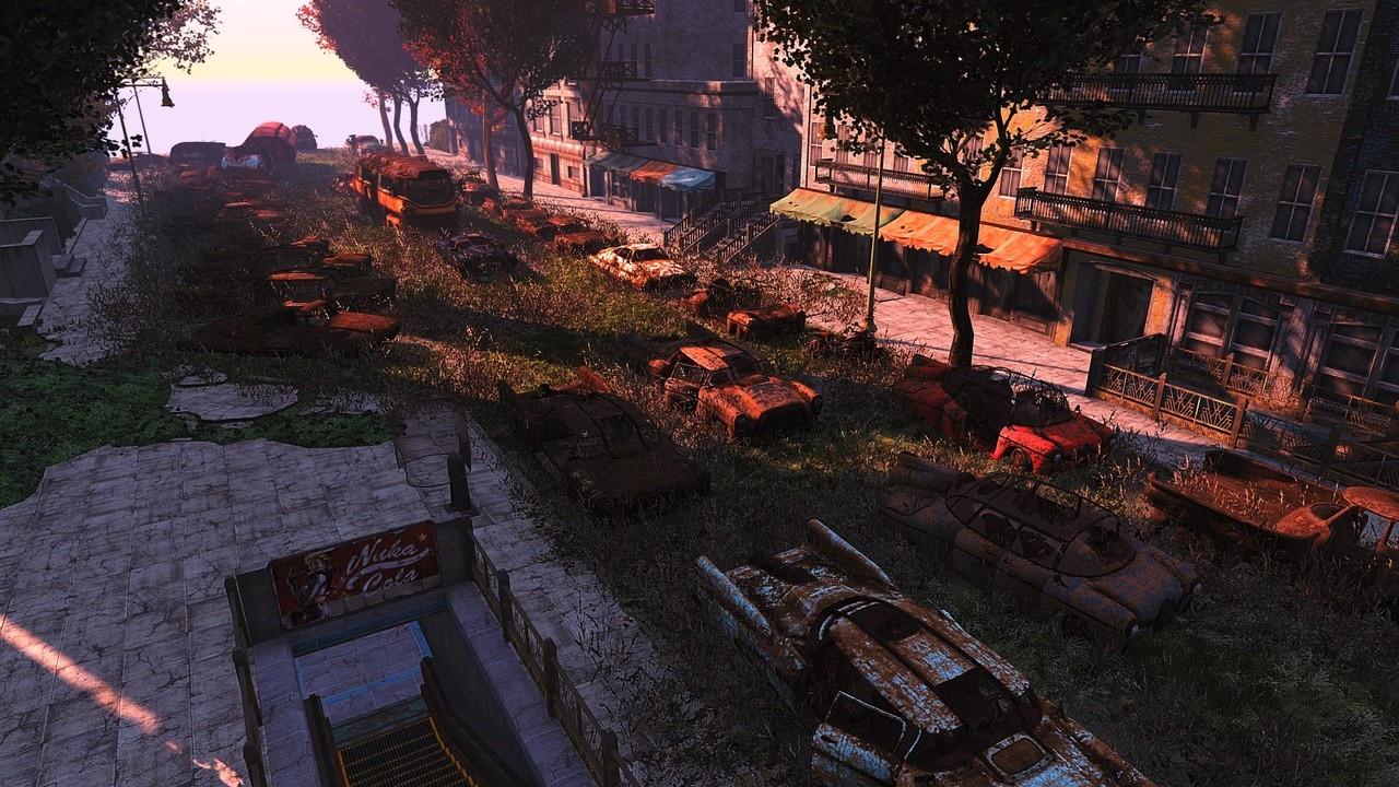 Fallout: New York теперь можно скачать