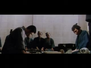 Месть Затоiчи / фильм 10 (реж. Акира Иноэ, Япония, 1965 г.)