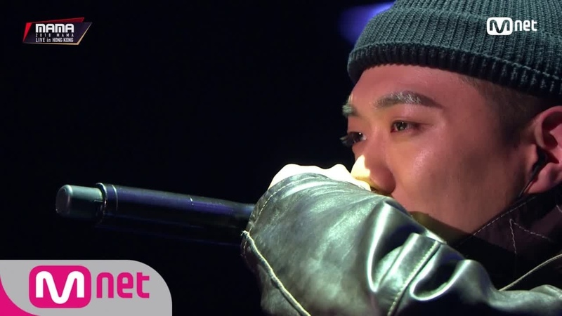 CHANGMO BewhY_Maestro Forever│2018 MAMA in HONG KONG 181214