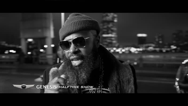 Black Thought Ft Tish Hyman Streets Genesis Halftime Show 2018