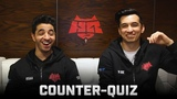 Counter-Quiz HellRaisers (ISSAA &amp woxic)