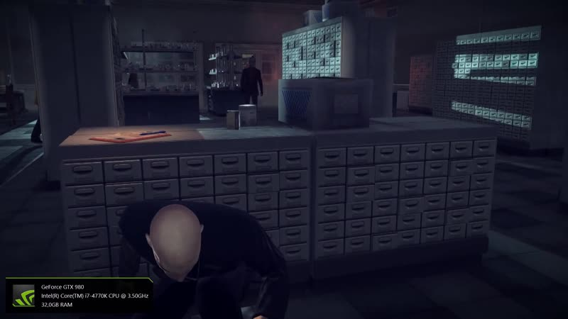 Hitman: Absolution. Глава 6 Роузвуд
