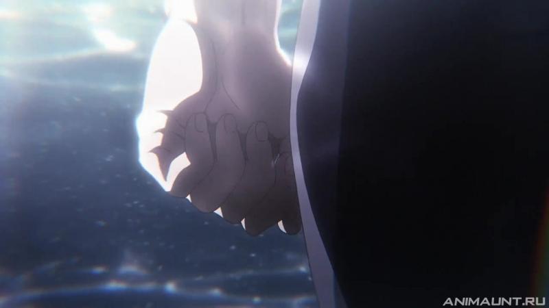 6 серия двухголоска русская озвучка Вольный стиль 3 сезон Заплыв в будущее Free Dive to the Future Animaunt