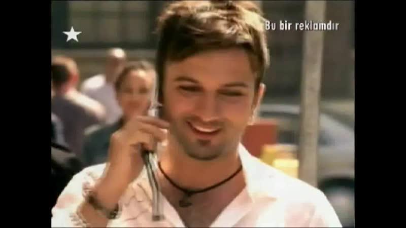 ℂ⋆Tarkan ¦ Avea Reklâm (Commercial) 2005 HD