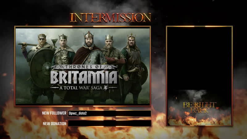 LIVE BROADCAST - TOTAL WAR SAGA THRONES OF BRITANNIA - CAMPAIGN FOR WEST SEAXE EPISODE 11