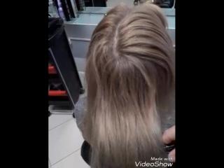 Блонд для Нины