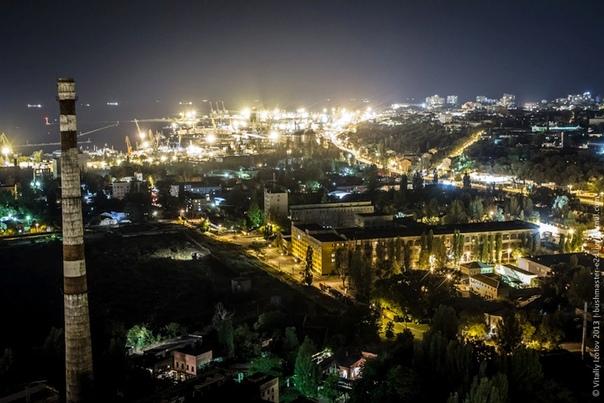 Одесса - это Россия или Украина Описание города