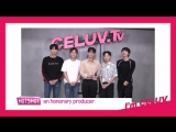 180815 HOTSHOT for recruiting supporters via CeluvTV