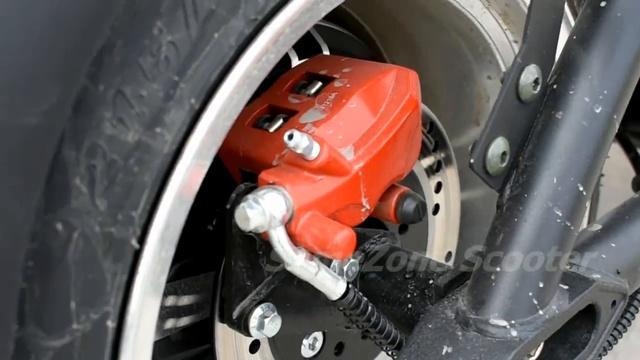 Посмотрите это видео на Rutube: «Электроскутер, PCFGSL, 10 Дюймов колесо, 20-60 км в час, 2019»