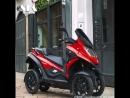 QUADRO4 Hydraulic Tilting Four-Wheel Scooter