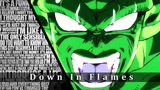 Dragon Ball - Piccolo AMV - Down In Flames