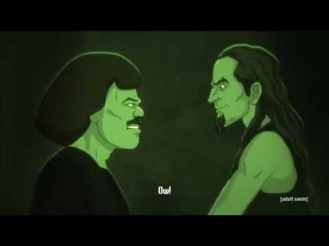 Dethklok The doomstar requiem -The answer is in your past The depths of humanity (Lyrics)