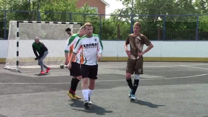 Кострово 8-6 Шедвил обзор матча (Летний кубок 2019)