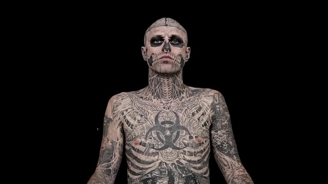Zombie Boy - Go Beyond the Cover