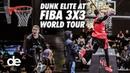 Dunk Elite at FIBA 3x3 World Tour 2018