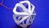DIY Origami Christmas Crafts | How to Make Homemade Christmas Idea #Mr.Maker