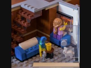 New LEGO modular building!
