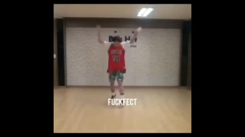 [puppies txt] Yeonjun Dance Audition (Прослушивание Енджуна в BigHit ent. танец)