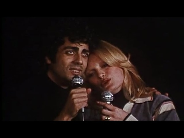 Enrico Macias Ajda Pekkan Je t'apprendrai l'amour Rehearsal Olympia 1976