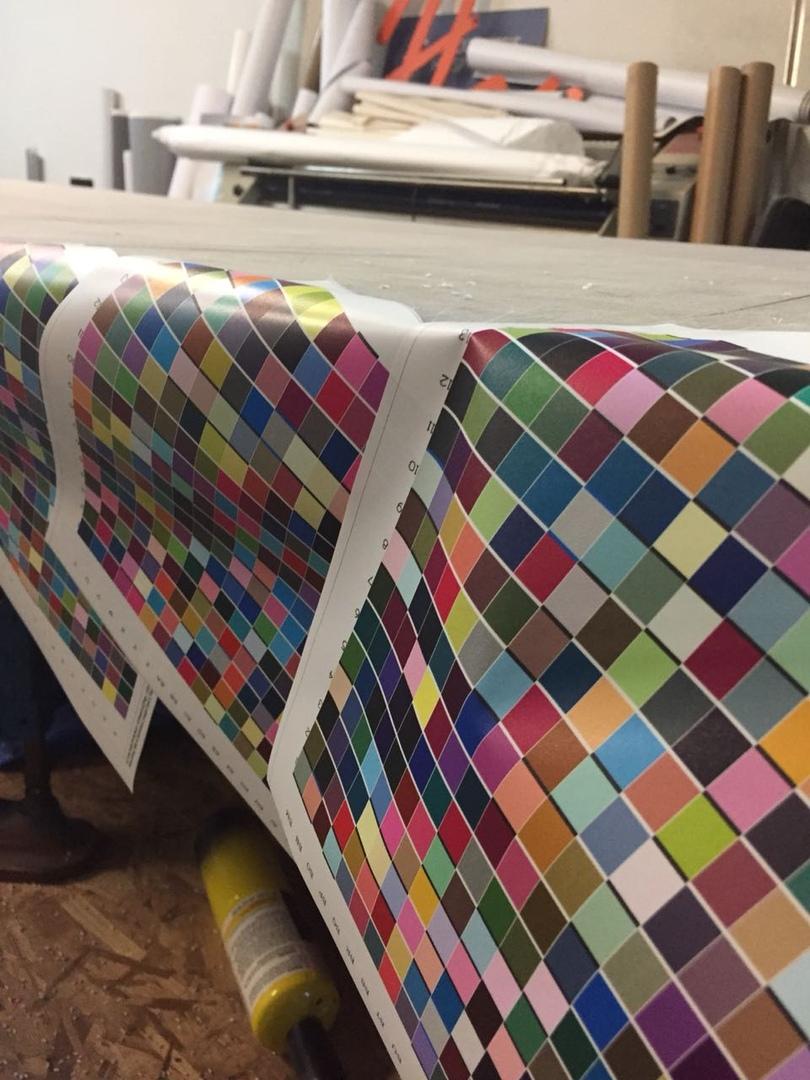 Цветопрофилирование Color profiling