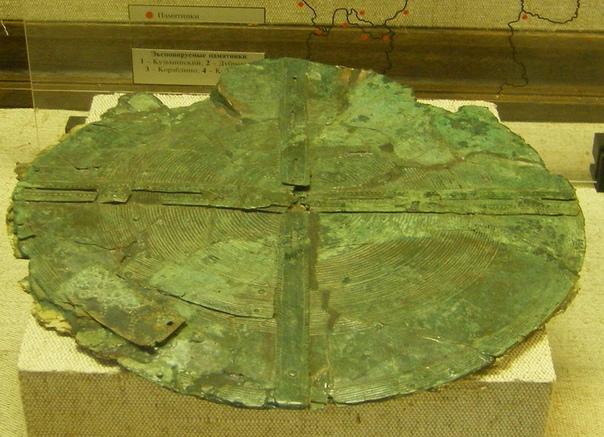 Загадочный артефакт в Историческом музее Москвы