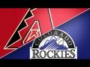 NL 13 09 2018 ARI Diamondbacks @ COL Rockies 3 3