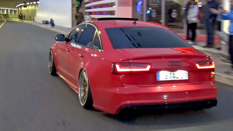 BEST of Audi RS Exhaust Sounds Compilation! RS3, RS5, R8 V10 More!