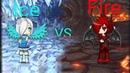 Ice and fire siblings Ep 1 Gacha studio Re upload READ DESC