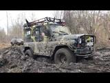 Весна 2019.Mitsubishi Pajero, UAZ,Land Rover Discovery, Jeep Cherokee,Dodge Durango.
