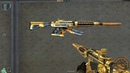 【CF】 Cross Fire China    M4A1-S UnderTech Gold (激光毁灭者III) !