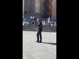 Леонид Парфёнов снимает фильм