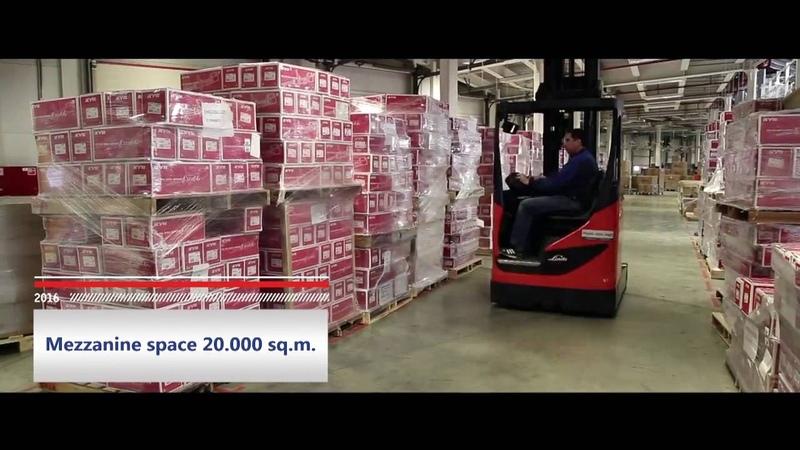 Exist ru new logistic center 2016 Promo