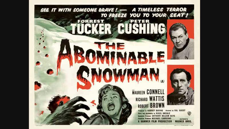 El abominable hombre de las nieves (1957)