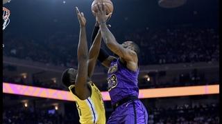 LA Lakers vs GS Warriors Full Game Highlights   12/25/2018 NBA Season