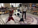 Открытый ринг по боксу и кикбоксингу