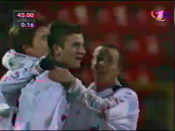 Локомотив (М) 0-3 Лидc Юнайтед / 04.11.1999 / FC Lokomotiv Moscow vs Leeds United FC